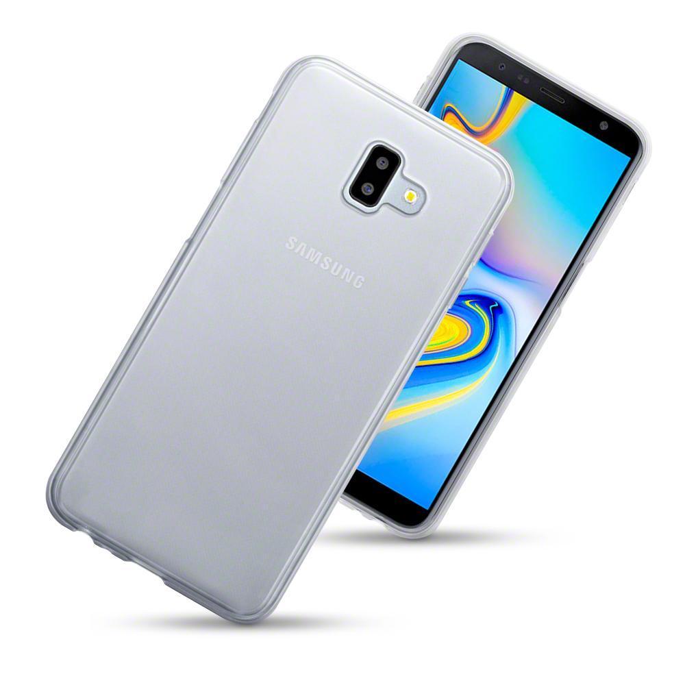 TPU Deksel Samsung Galaxy J6 Plus 2018 gjennomsiktig