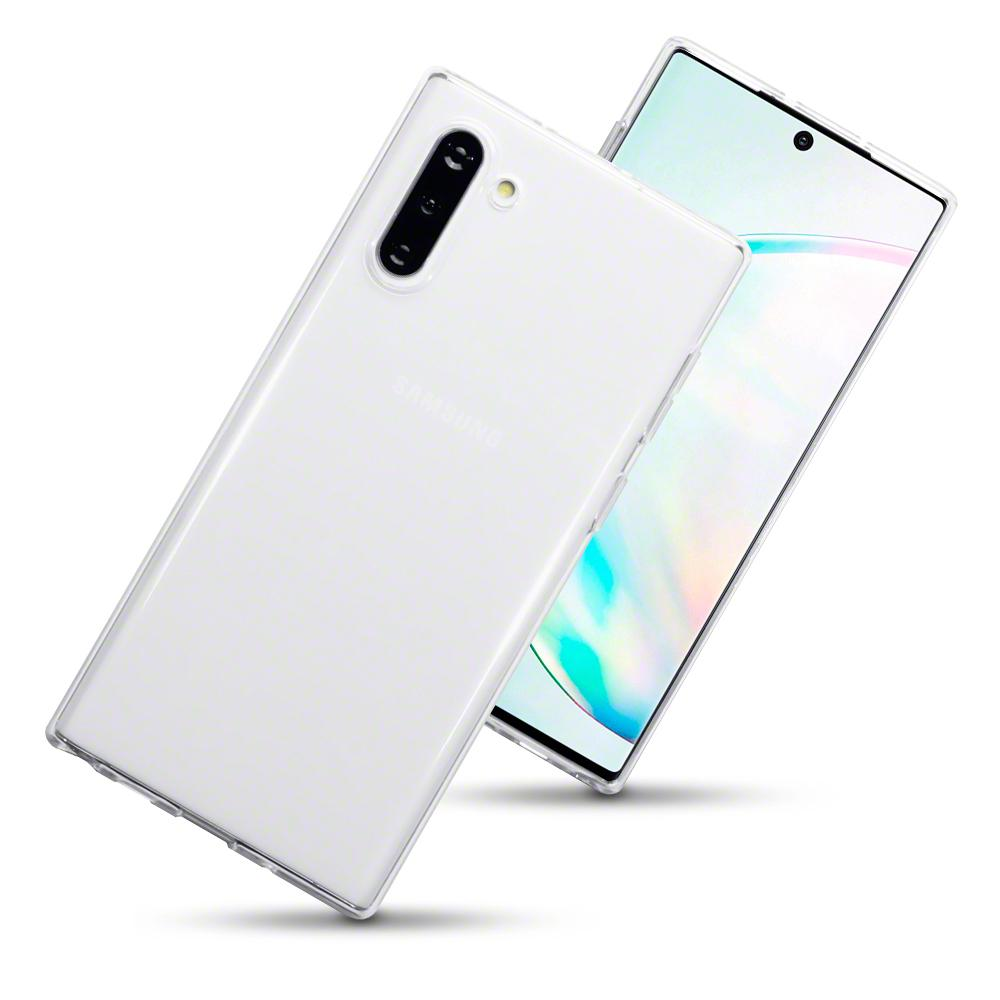 TPU Deksel Samsung Galaxy Note 10 gjennomsiktig