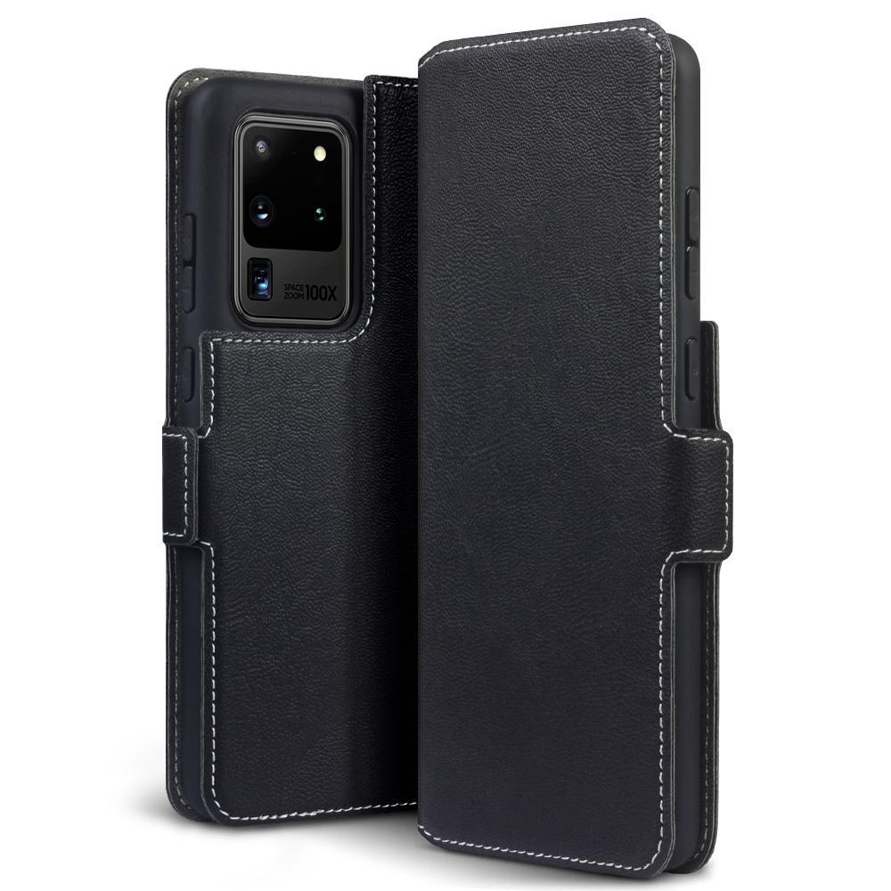 Low Profile Mobiletui Samsung Galaxy S20 Ultra svart