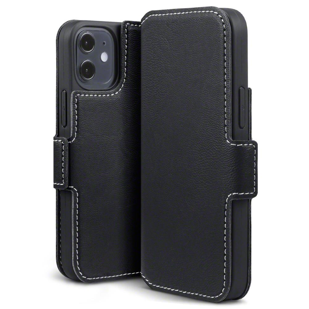 Low Profile Mobiletui iPhone 12 Mini svart