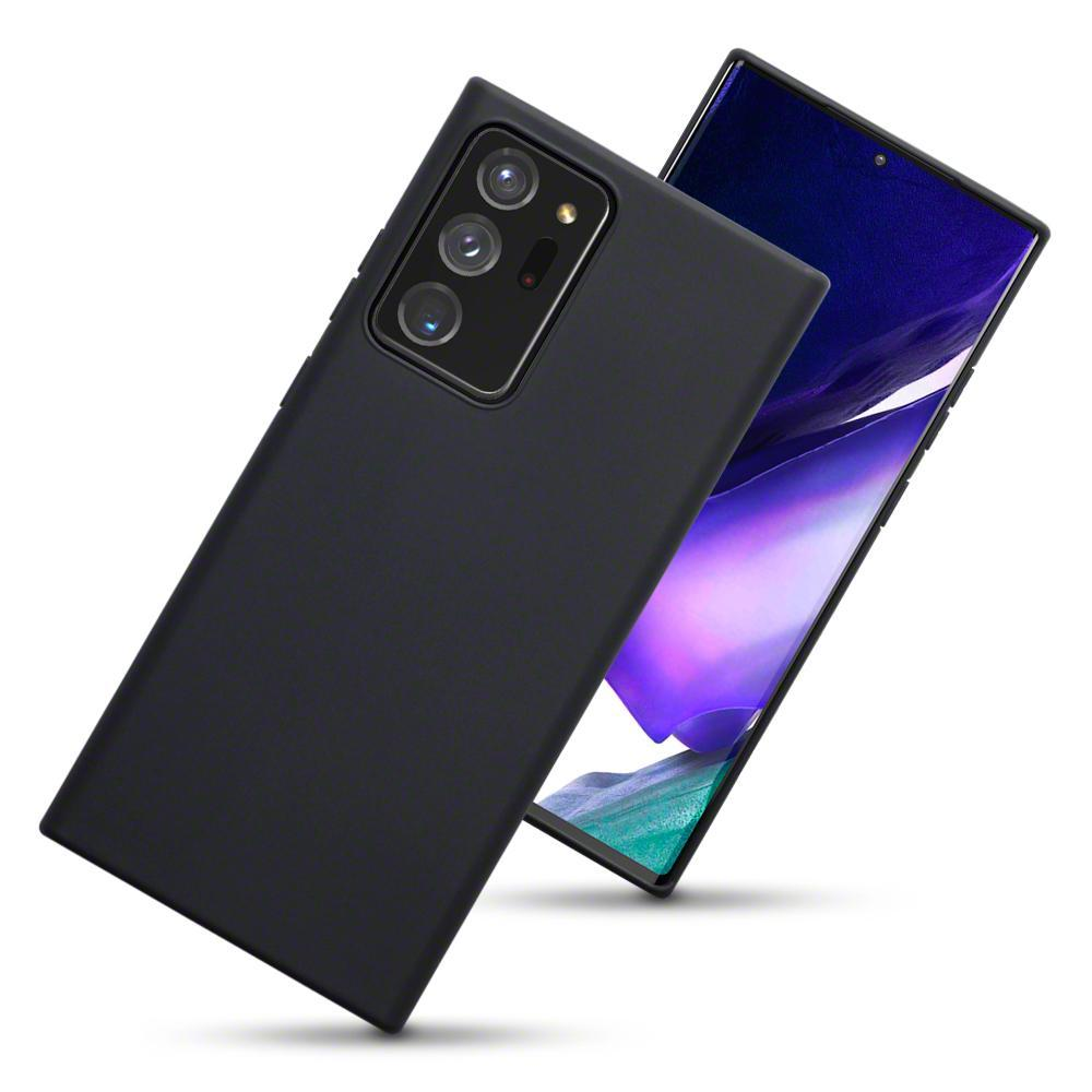 TPU Deksel Samsung Galaxy Note 20 Ultra svart