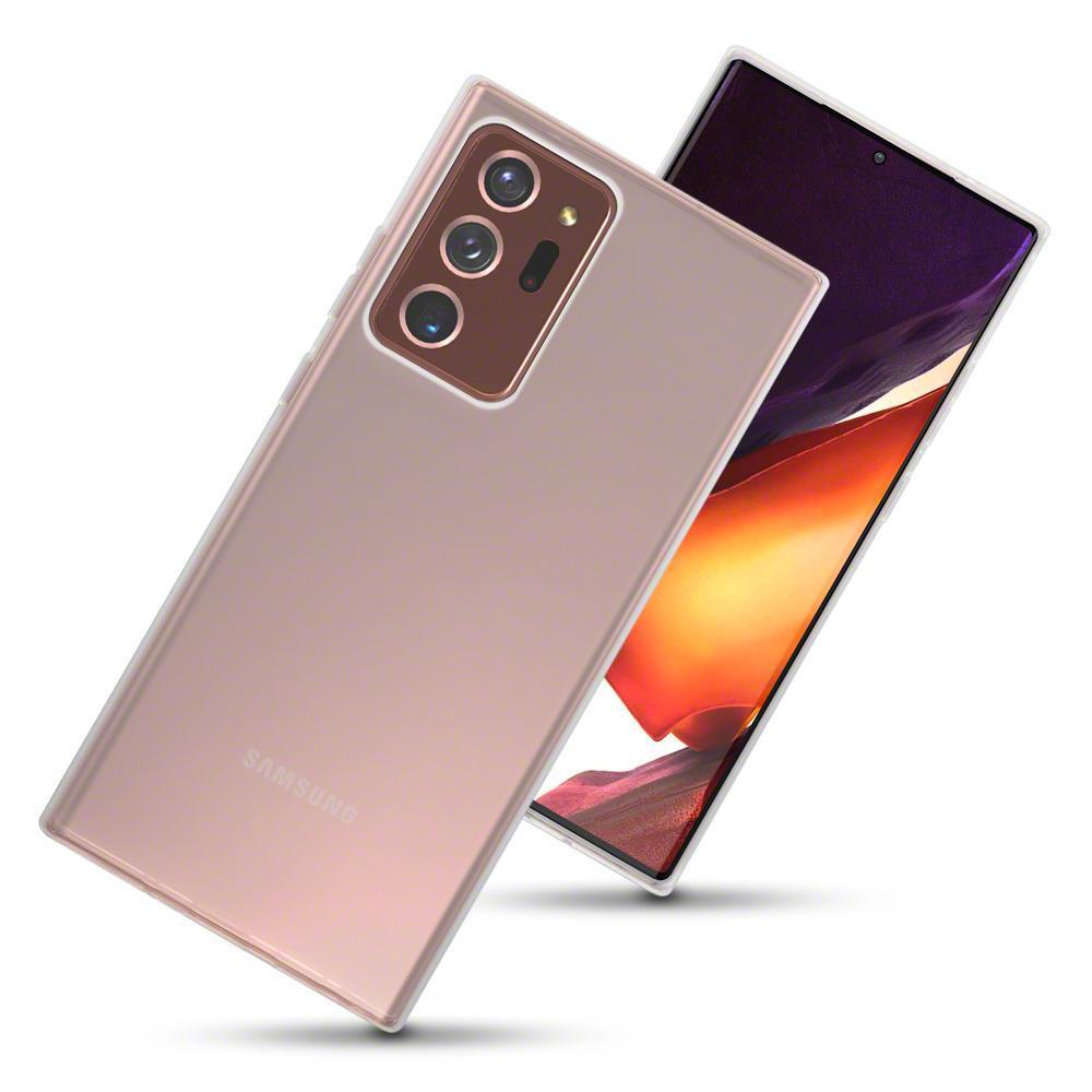 TPU Deksel Samsung Galaxy Note 20 Ultra gjennomsiktig