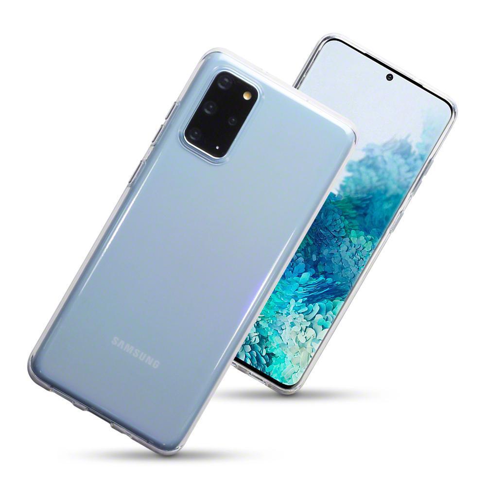 TPU Deksel Samsung Galaxy S20 Plus gjennomsiktig