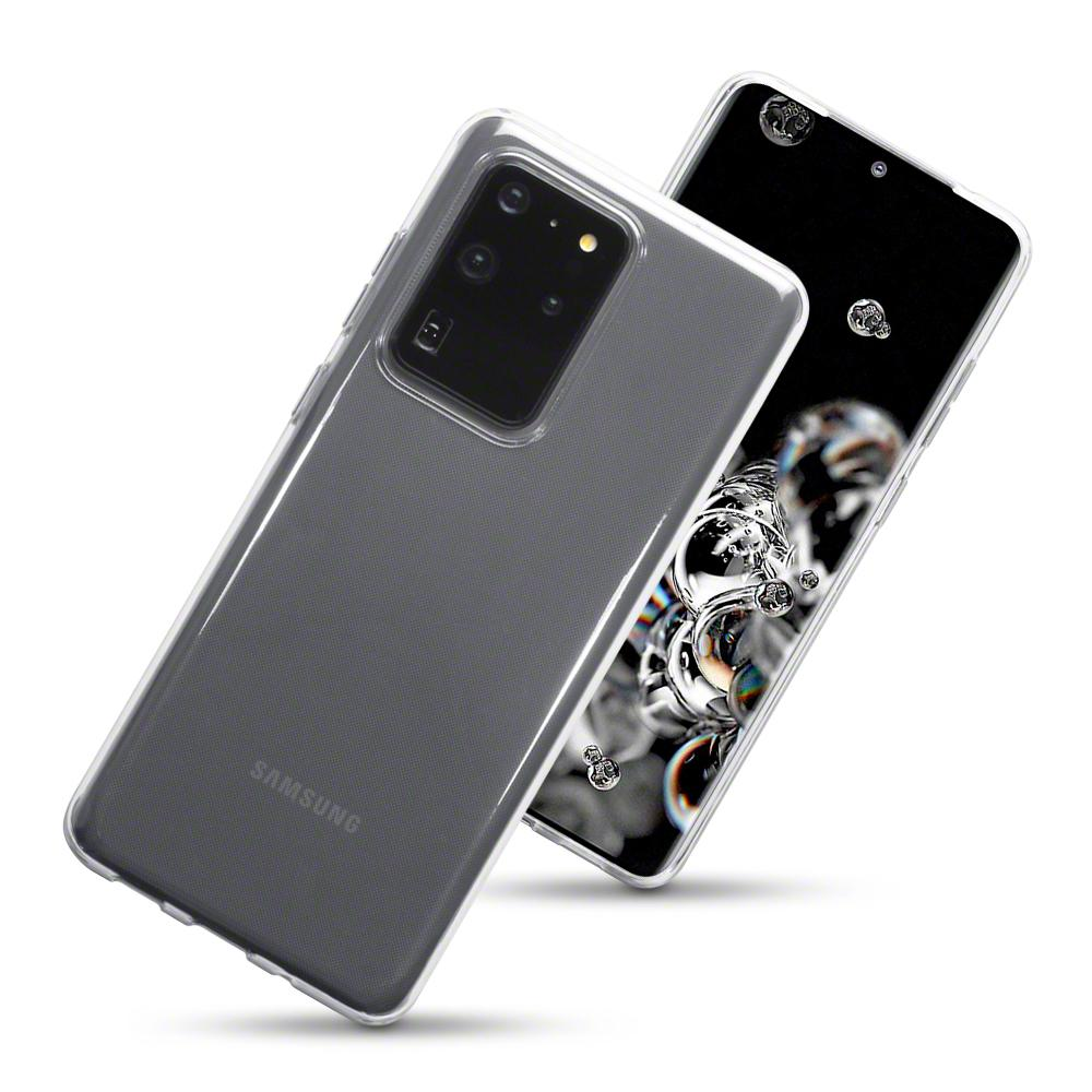 TPU Deksel Samsung Galaxy S20 Ultra gjennomsiktig
