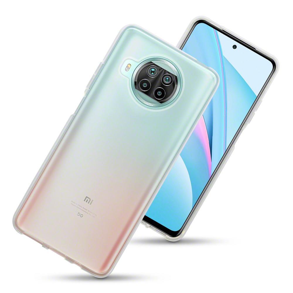TPU Deksel Xiaomi Mi 10T Lite 5G gjennomsiktig