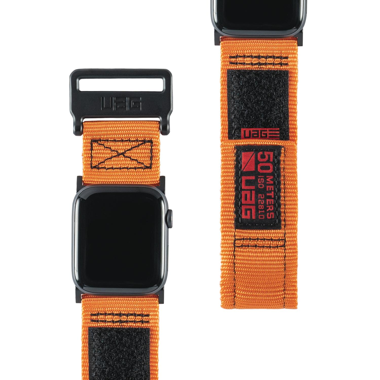 Active Strap Apple Watch 42/44 mm Orange