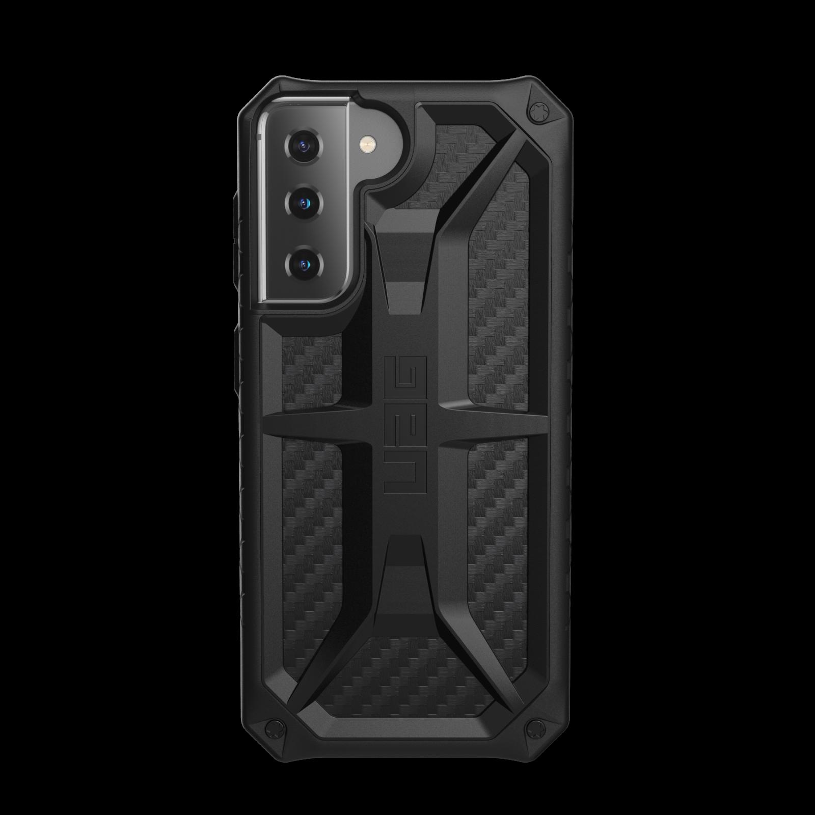 Monarch Series Case Galaxy S21 Carbon Fiber