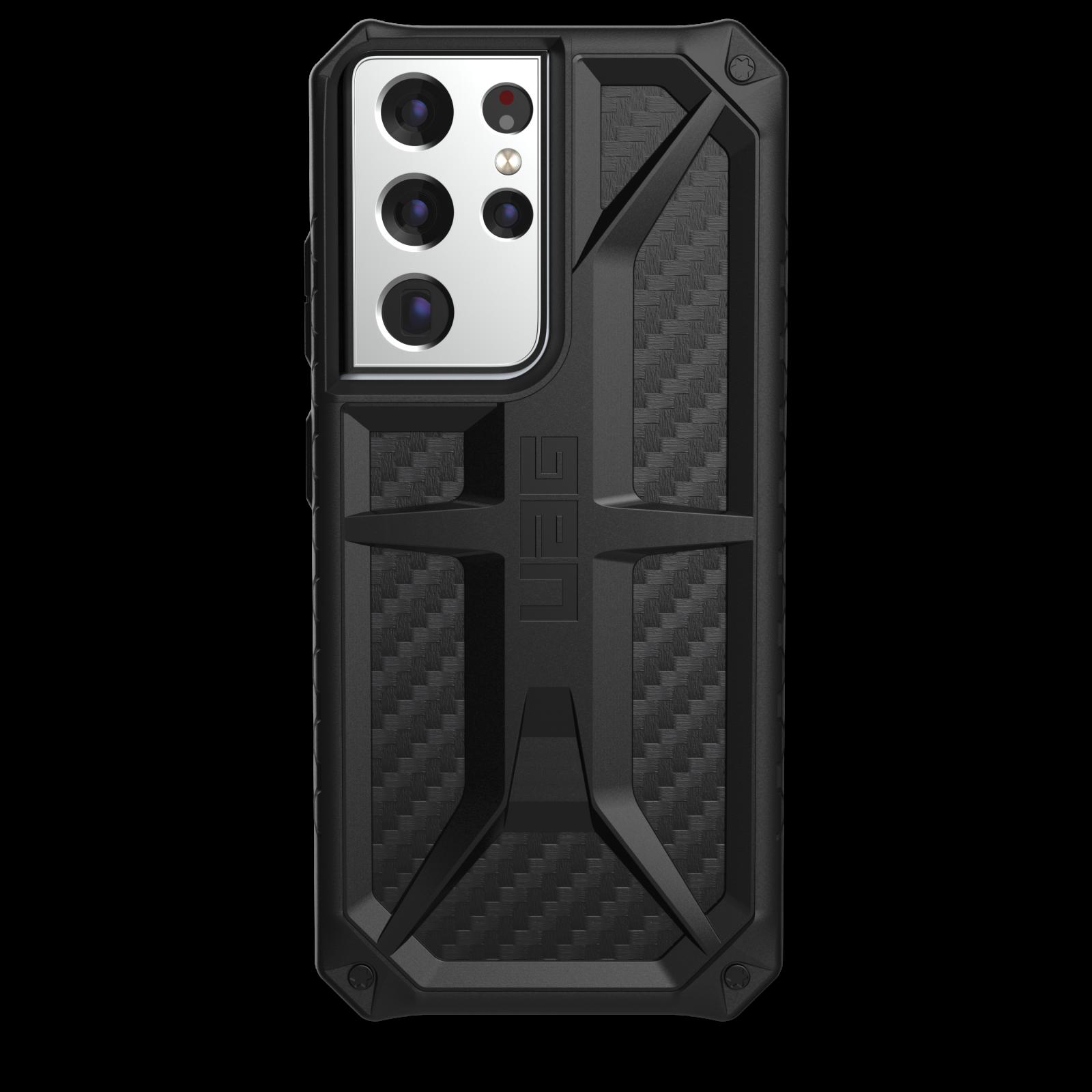 Monarch Series Case Galaxy S21 Ultra Carbon Fiber