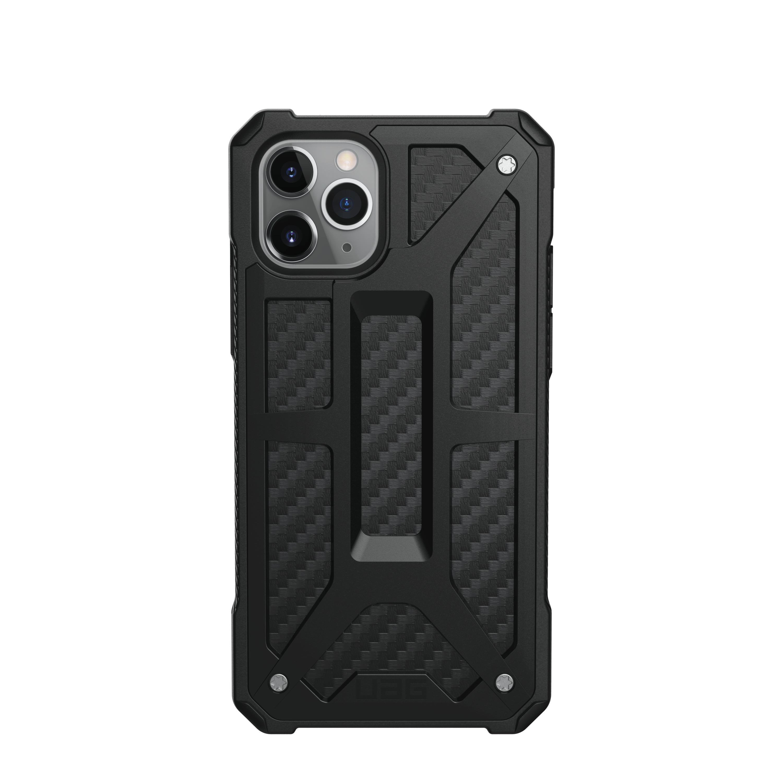 Monarch Series Case iPhone 11 Pro Carbon Fiber
