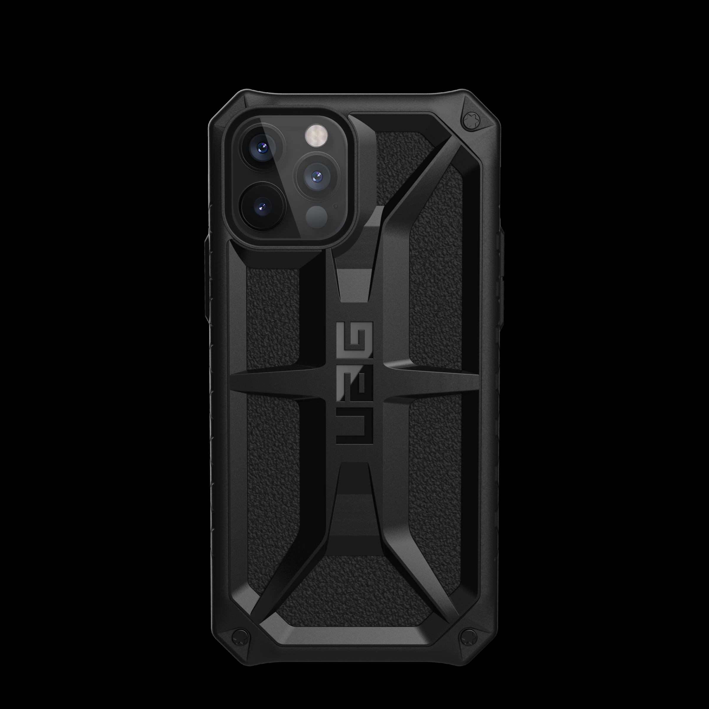 Monarch Series Case iPhone 12 Pro Max Black