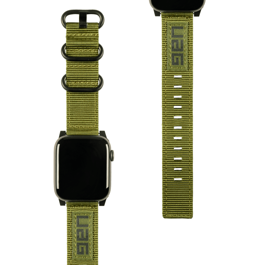 Nato Watch Band Apple Watch 42/44 mm Olive Drab