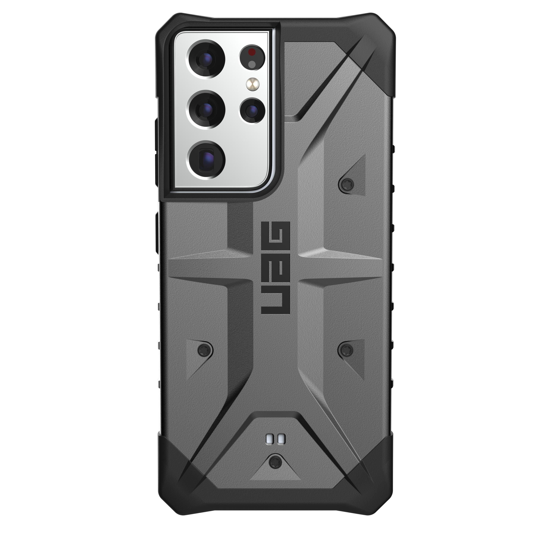 Pathfinder Series Case Galaxy S21 Ultra Silver