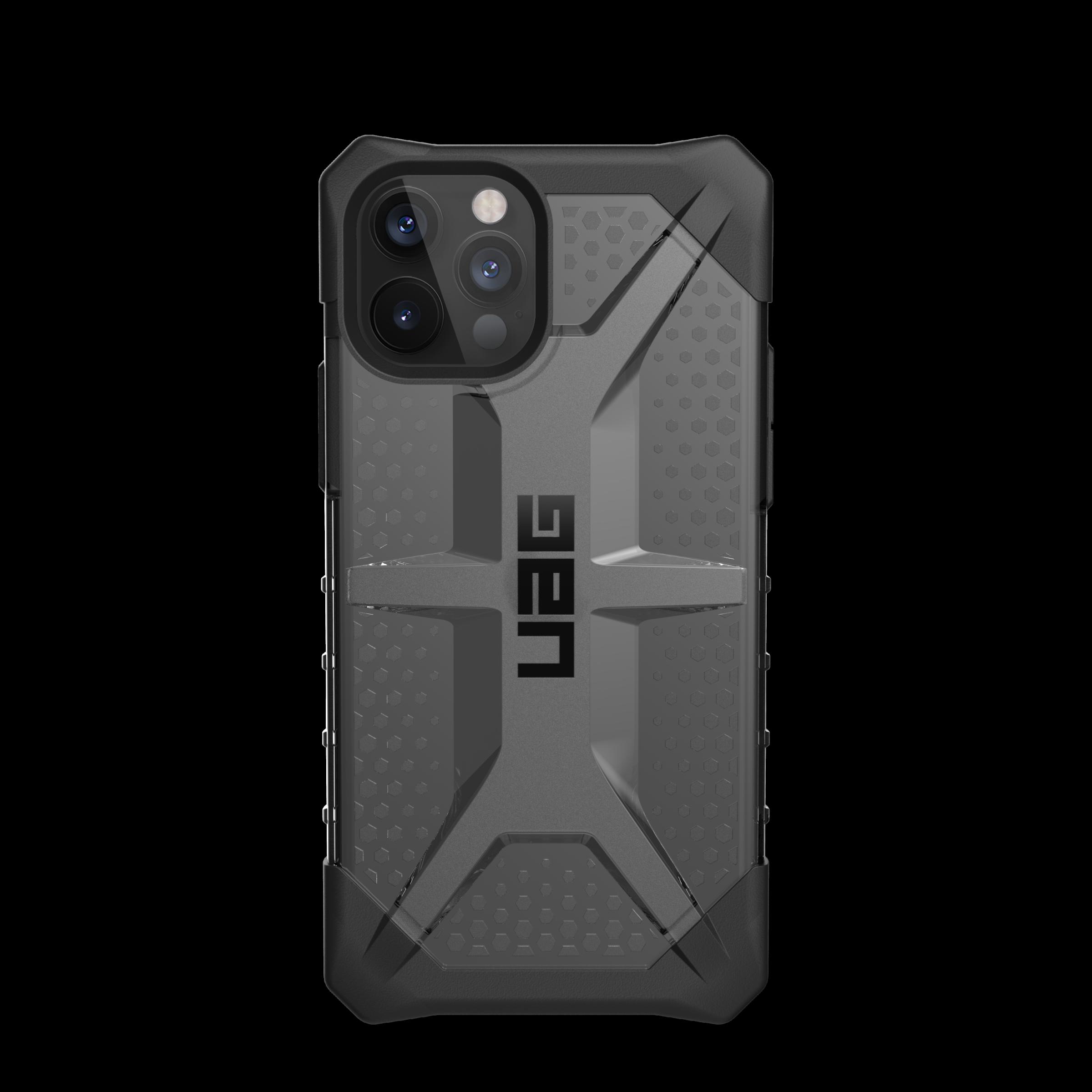 Plasma Series Case iPhone 12 Pro Max Ash