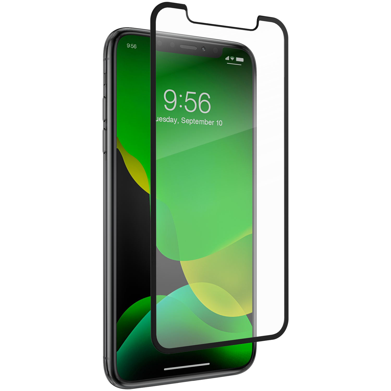 InvisibleShield Glass Elite Edge iPhone 11/XR Black