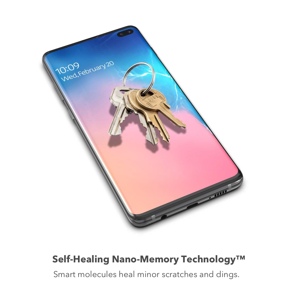 InvisibleShield Ultra Clear Screen Galaxy S10 Plus