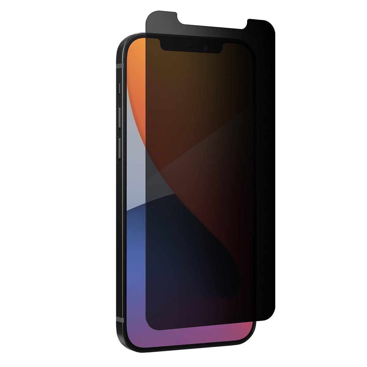 InvisibleShield Glass Elite Privacy+ iPhone 12/12 Pro