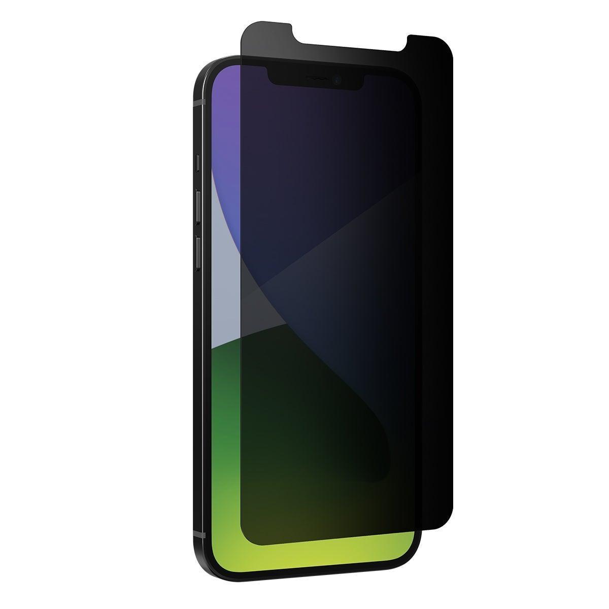 InvisibleShield Glass Elite Privacy+ iPhone 12 Pro Max